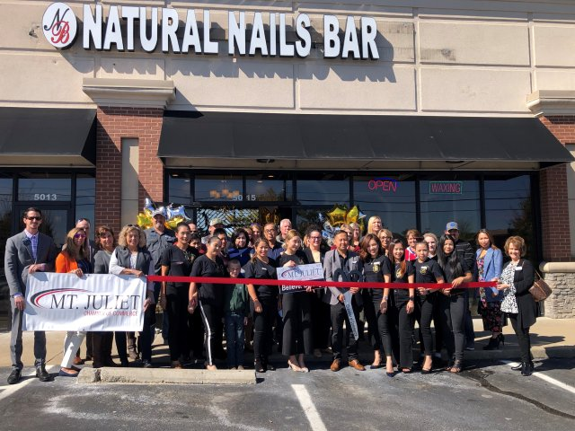 Natural Nails Bar 10-18-19