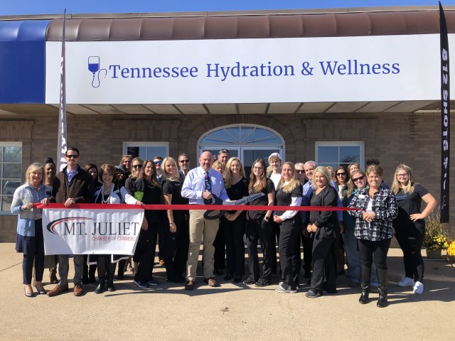 Tennessee Hydration & Wellness 11-1-19