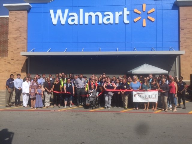 Walmart Mt. Juliet 7-5-19