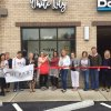 White Lily Ribbon Cutting