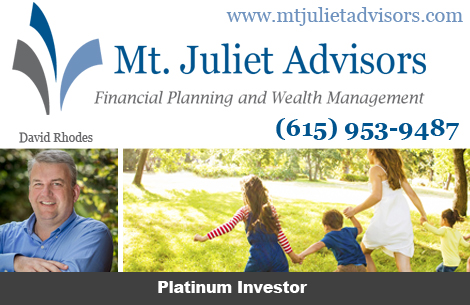 David Rhodes Mt Juliet Advisors - Platinum Investor Slide