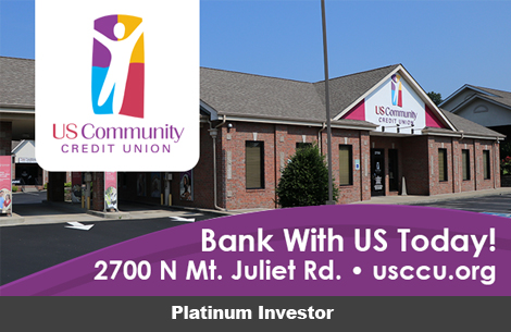 US Community Credit Union - Platinum Investor