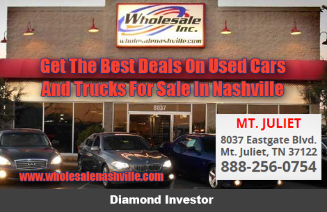 Wholesale Nashville - Diamond Sponsor