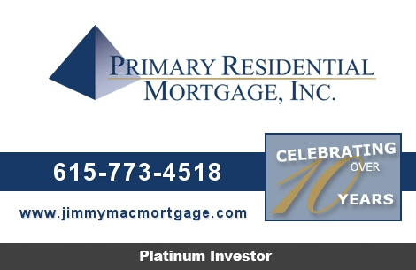Jimmy Mac Mortgage - Platinum Sponsor
