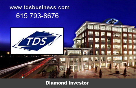 tds diamond investor slide